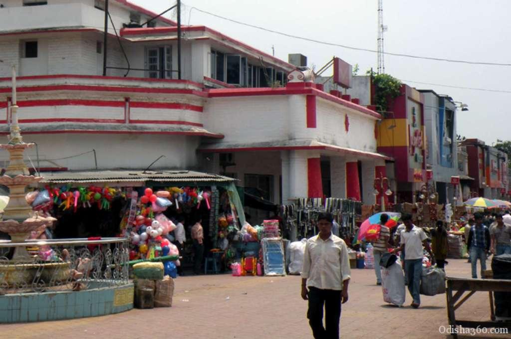 market building bhubaneswar