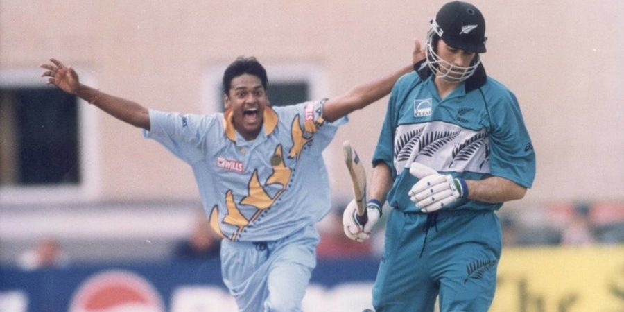 Debashish Mohanty Made a Dramatic Entry into 1999 World Cup