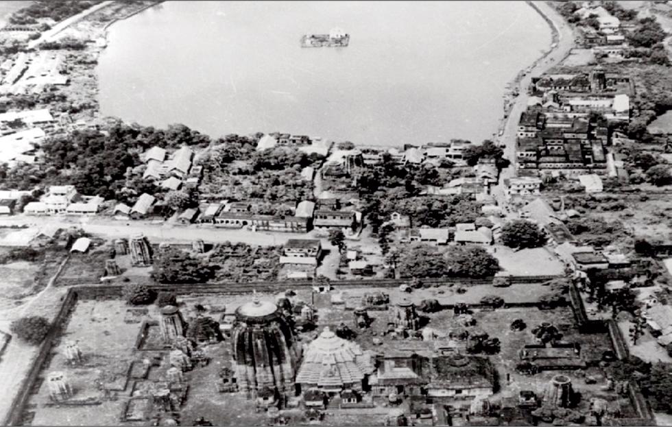 Bhubaneswar Old Town