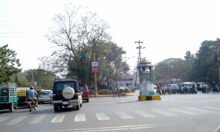 AG Square, Bhubaneswar Traffic
