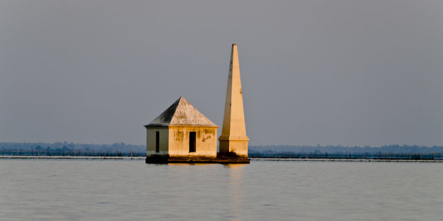 The Story Behind Beacon Island in Chilika