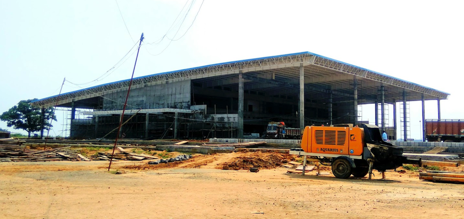 Jharsuguda airport ready for operation by November